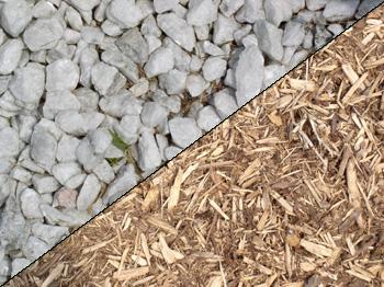 How to Mulch a Garden Bed Backyard Gardening